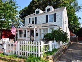 3 BR,  1.50 BTH  Colonial style home in Bayville